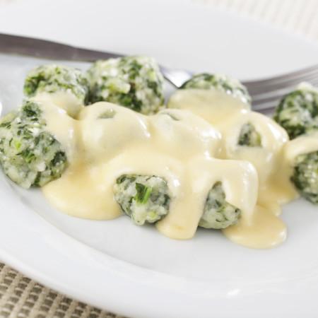 ricetta gnocchi verdi al provolone