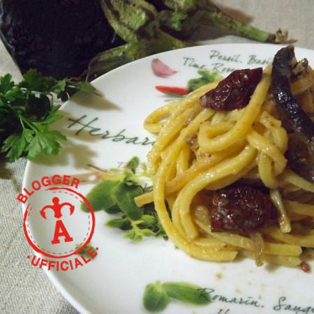 ricette pasta spaghetti pecorino nduja